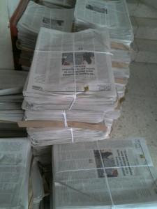 El periódico contribuirá no sólo a informar sobre el movimiento, sino a reforzar su visibilidad y su cohesión